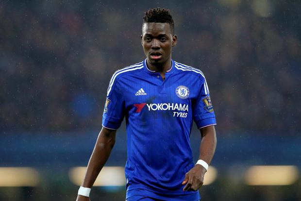 The Blues were leading though a Bertrand Traore (pictured) strike Photo: PA