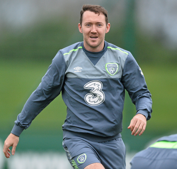 Aiden McGeady Photo: Sportsfile