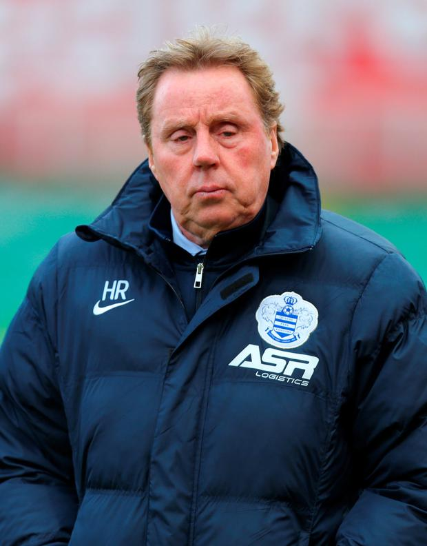 Harry Redknapp has accepted an advisory role at Derby