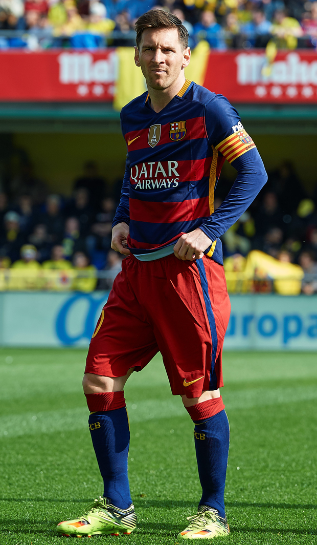 Lionel Messi is coming back to Dublin. Photo: Manuel Queimadelos Alonso/Getty Images