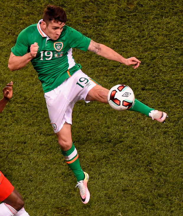 Robbie Brady in action Photo: Sportsfile