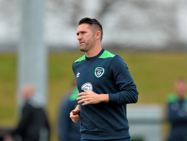 Robbie Keane Photo: Sportsfile