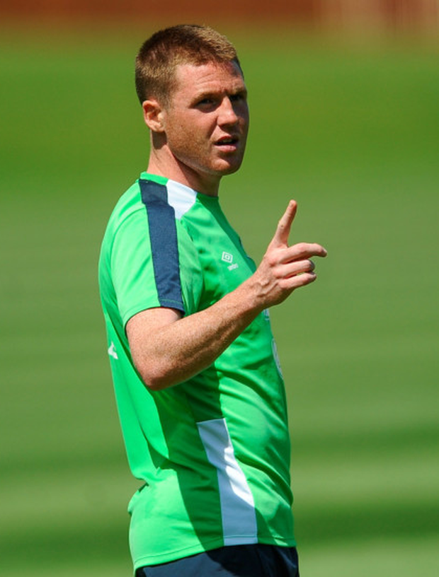 Republic of Ireland midfielder James McCarthy. Photo: Sportsfile