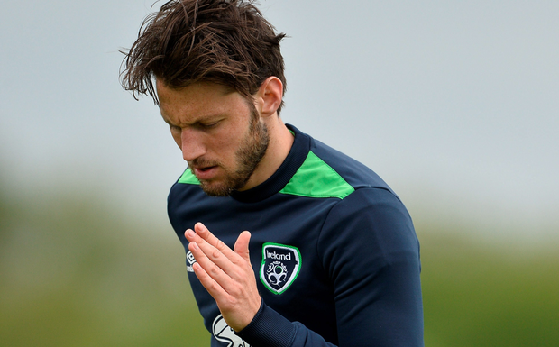 Harry Arter Picture: Sportsfile