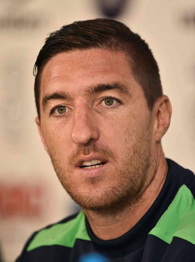 Stephen Ward. Photo: Sportsfile