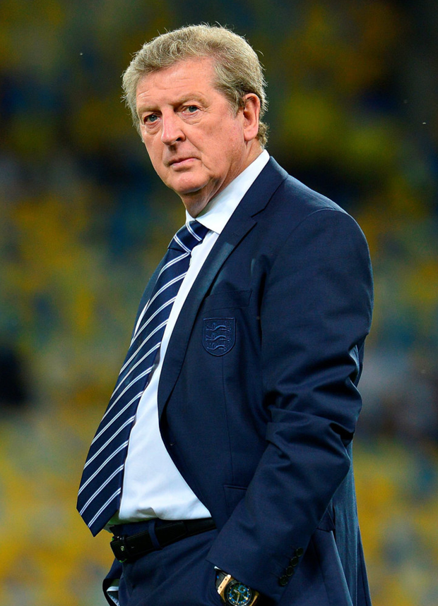Former England manager Roy Hodgson failed spectacularly and England will probably make the same mistakes again. Photo: PA