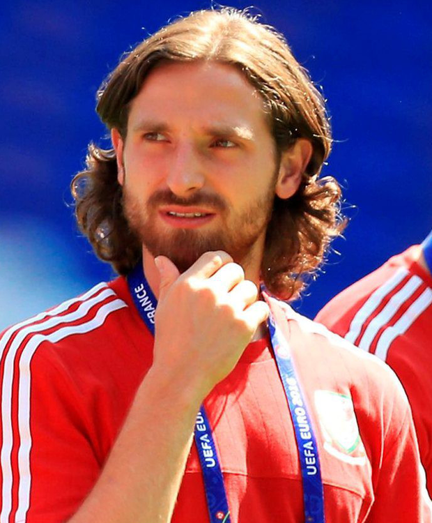 The 26-year-old was a key figure for Wales during their run to the last four in France and his performances were recognised with inclusion in UEFA's team of the tournament. Photo: Mike Egerton