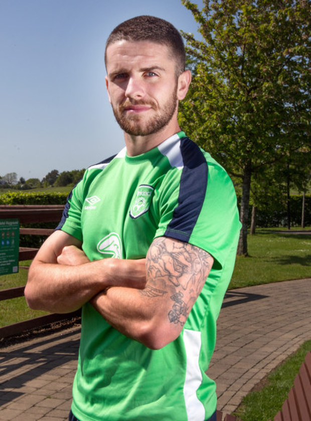 Ireland's Euro 2016 star Robbie Brady could be hot property in the summer transfer window. Photo: Tony Gavin