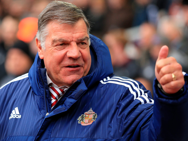 Sam Allardyce. Photo: Adam Davy