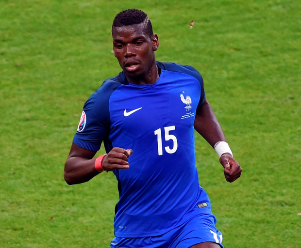 Jose Mourinho quizzed on his interest in Paul Pogba