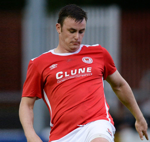 St Patrick's Athletic midfielder Keith Treacy is focused on helping his side secure another round of Europa League football when they face Belarusian outfit Dinamo Minsk at Richmond Park tonight.