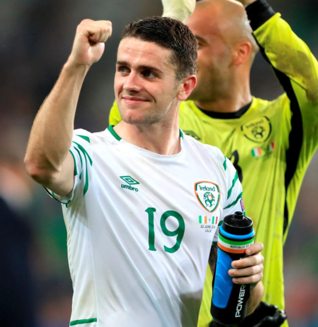 Ireland star Robbie Brady could be on his way to West Ham. Photo: John Walton/PA Wire