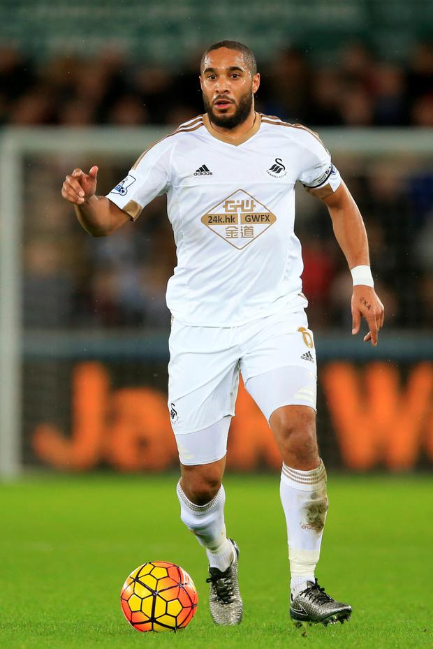 Ashley Williams. Photo: Nigel French/PA Wire