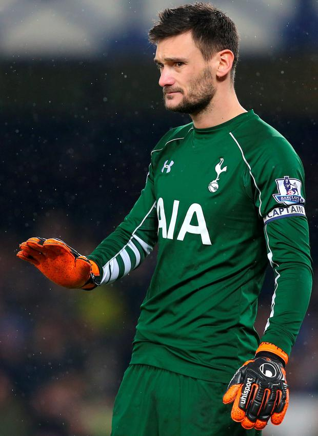 Hugo Lloris. Photo: Getty Images