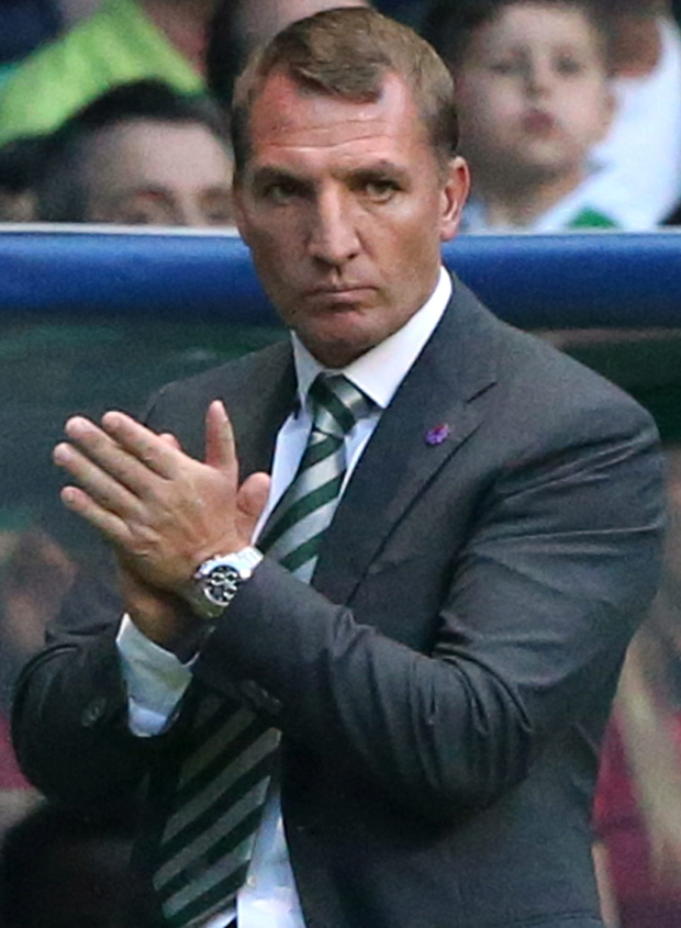 Brendan Rodgers Photo: Reuters