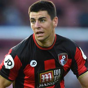Bournemouth forward Joe Quigley