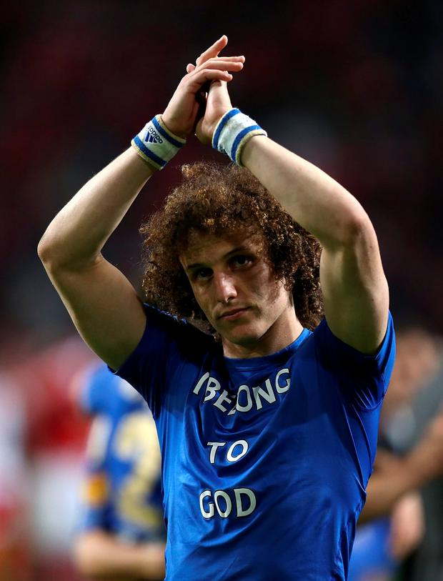 David Luiz re-signed with Chelsea on transfer deadline