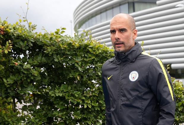 City boss Pep Guardiola: We need to play better Photo: Reuters