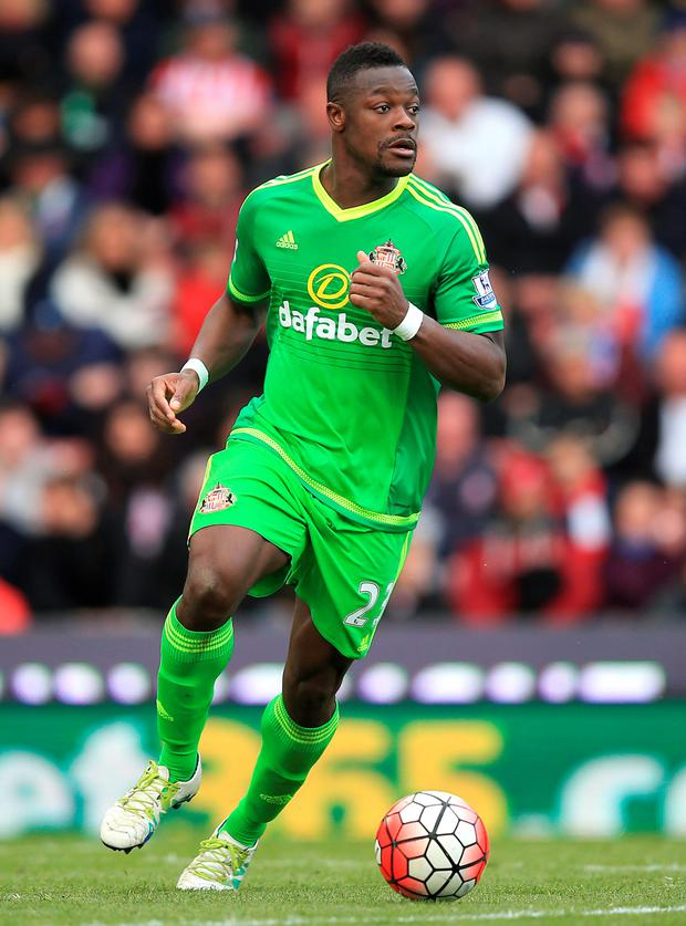 Ivory Coast international Lamine Kone. Photo: PA