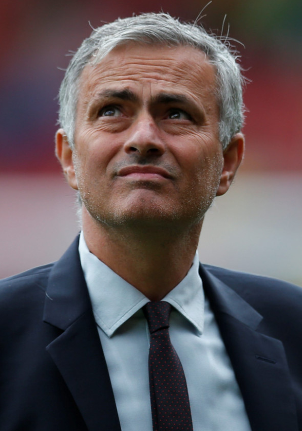 Jose Mourinho Photo: Reuters