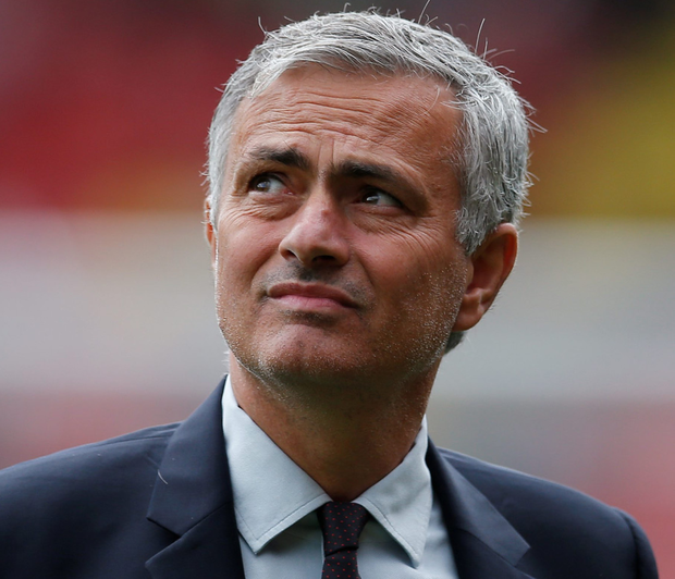 Jose Mourinho. Photo: Reuters/Andrew Couldridge