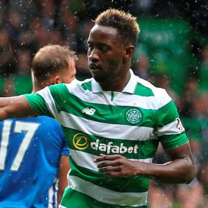 Moussa Dembele. Pic: PA