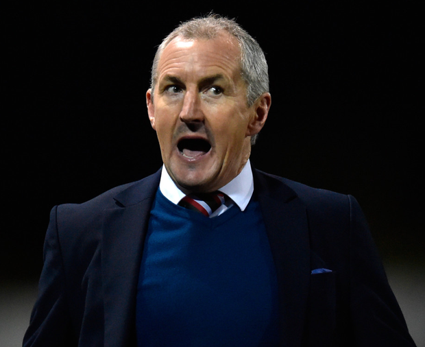 Cork City boss John Caulfield