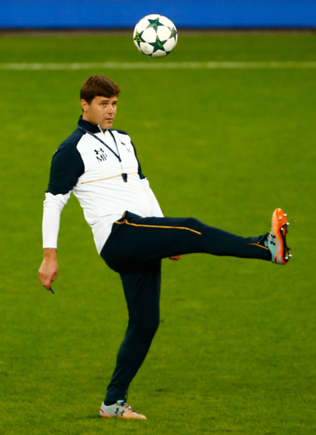 Mauricio Pochettino Photo: Reuters