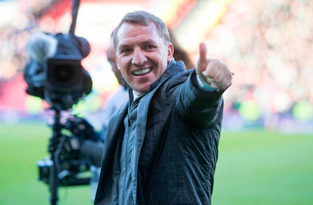 Brenda Rodgers Picture: PA