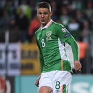 Republic of Ireland midfielder James McCarthy