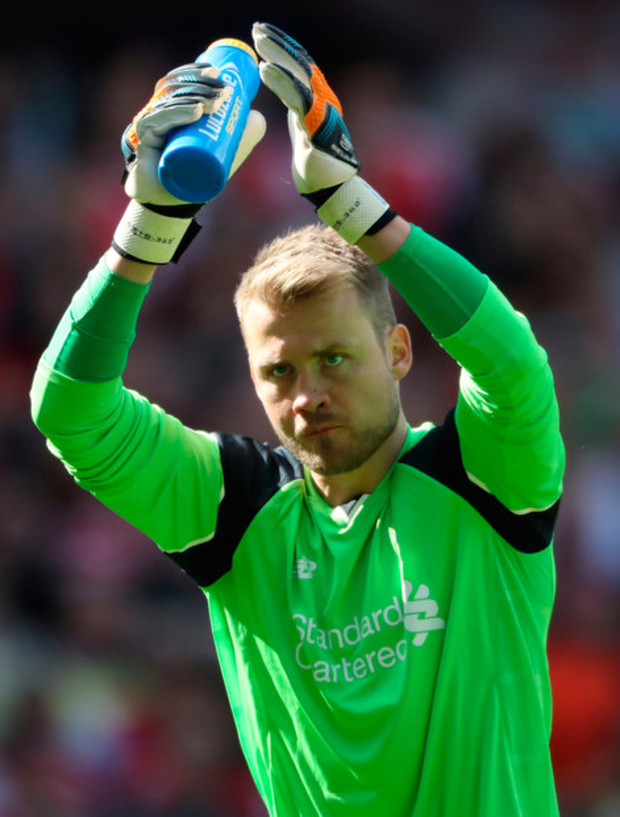 Liverpool boss Jurgen Klopp has admitted that Simon Mignolet is no longer No 1 at Anfield