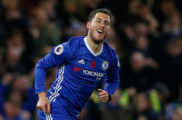 Eden Hazard Picture: Reuters