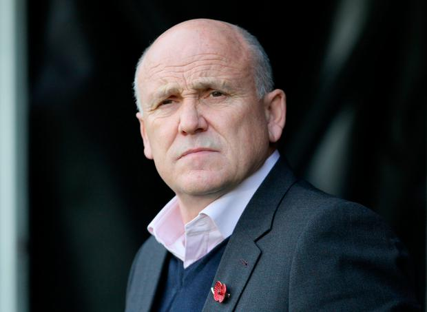 Hull boss Mike Phelan. Photo: PA