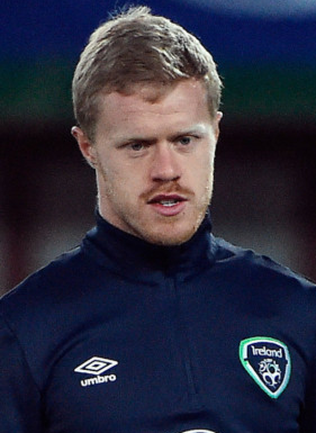 Dundalk star Daryl Horgan