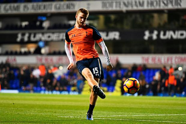 Eric Dier. Pic: Getty