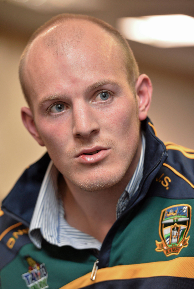 Meath's Joe Sheridan. Pic: Sportsfile
