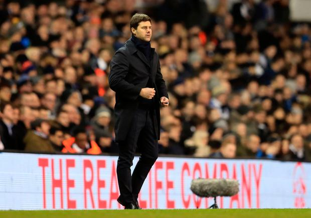 Mauricio Pochettino. Photo: PA
