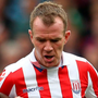 Stoke City's Glenn Whelan. Photo: Steve Paston/PA Wire