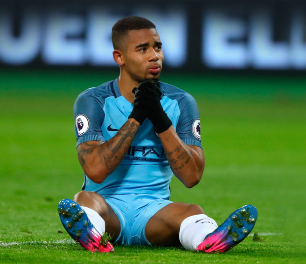 Manchester Paul Hyland City's Gabriel Jesus was a revelation in their 4-0 thrashing of West Ham at London Stadium last night, it was the 20-year old Brazilian's first Premier League start