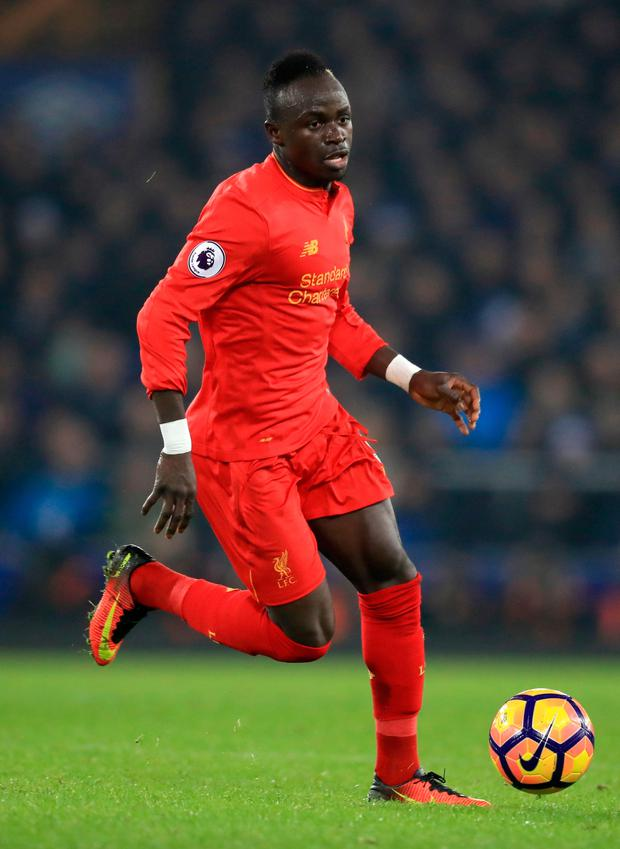 Sadio Mane is set to return to the Liverpool starting line-up today against Hull City.