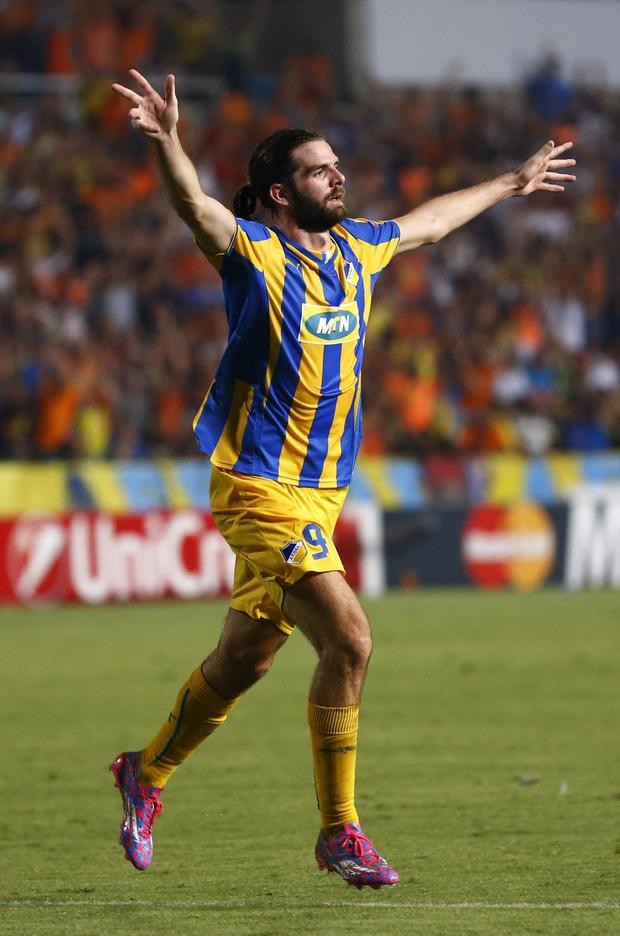 Ambitious Polish club Jagiellonia Bialystok have signed Ireland international Cillian Sheridan
