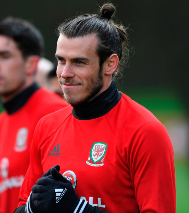 Chris Coleman dismisses Hamann remarks about Bale challenge on John O'Shea