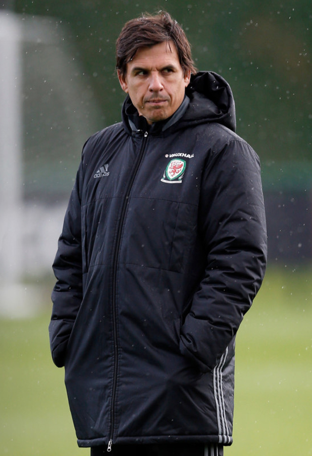 Wales manager Chris Coleman, whose father Paddy was born in Dublin, is under huge pressure to get a win over Ireland tomorrow night.