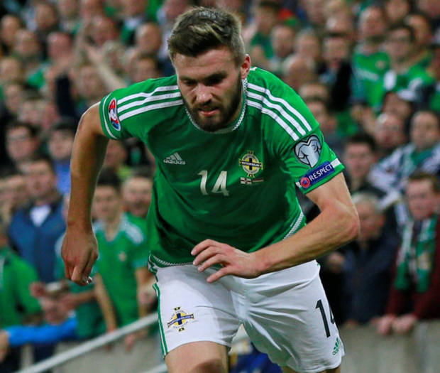 Composed Northern Ireland stay on track for finals