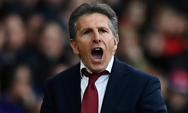 Claude Puel. Photo: Dylan Martinez/Reuters