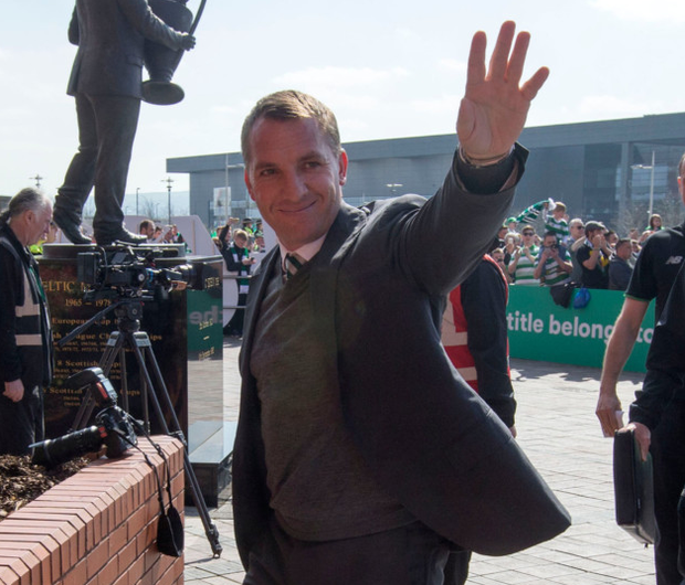 Rodgers: Celtic Will Be In Top Six Of EPL