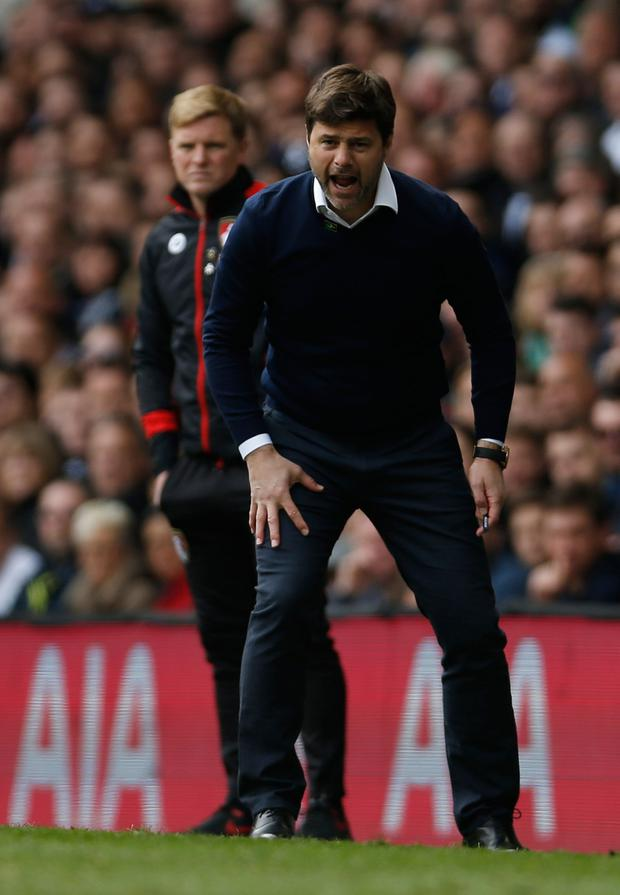 Mauricio Pochettino. Photo: Reuters