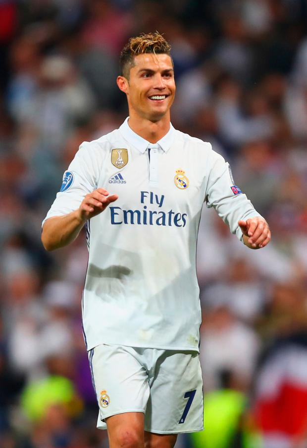 Cristiano Ronaldo. Photo: Getty