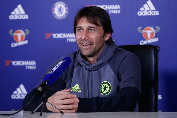 Antonio Conte Picture: Reuters
