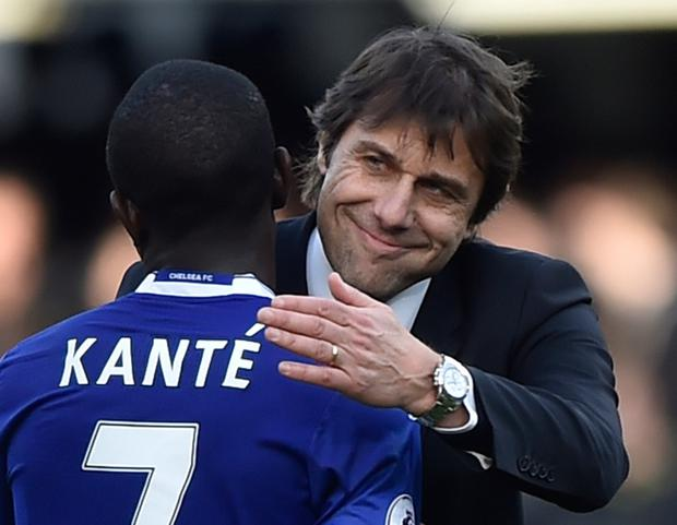 The summer acquisitions of N'Golo Kante from Leicester and Antonio Conte have steered Chelsea back to the top of the English game